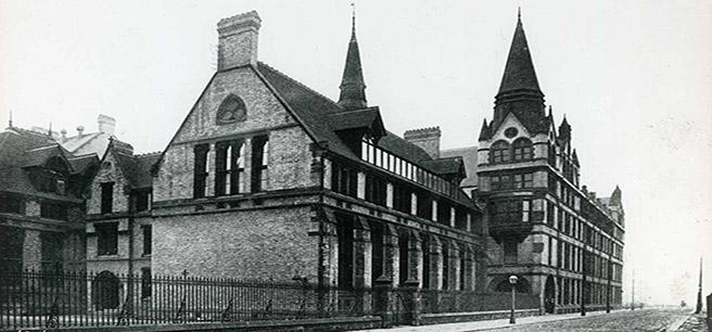 Medical School 1908